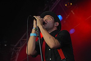 Will Young - Young at Guilfest in 2009