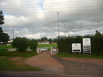 Willand Rovers F.C. - The ground