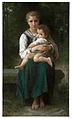 William-Adolphe Bouguereau, Les deux soeurs, 1877.jpg