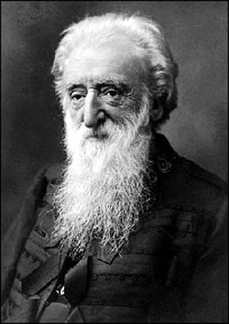 William Booth - Booth in later years
