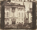 William Henry Fox Talbot, Carriages and Parisian Townhouses - Getty Museum.jpg