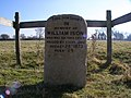 William Ison memorial, Quy Fen - geograph.org.uk - 737273.jpg