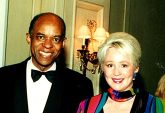 Angela Hill - William Jefferson (former United States Member of Congress, sentenced on November 13, 2009, was sentenced to 13 years for bribery) and Angela Hill, former New Orleans journalist.