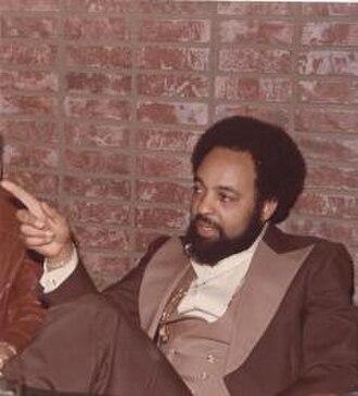 Winston E. Willis - Winston E. Willis in 1981