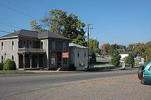 Wilmot, Ohio - Streetside in Wilmot