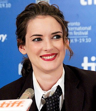 Winona Ryder - Ryder at the 2010 Toronto International Film Festival