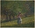 Winslow Homer - Girl with hay rake (1878).jpg