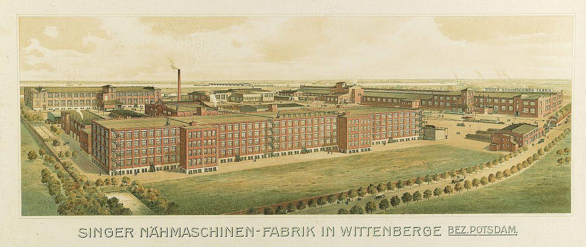 Nähmaschinenwerk Wittenberge