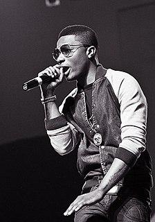 Wizkid Nigerian singer-songwriter