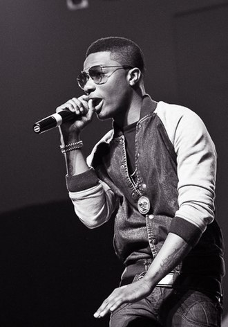 Wizkid - Wizkid performing at the Desire album launch concert in 2013