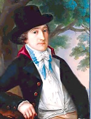Wojciech Bogusławski - Before 1829. Artist unknown.