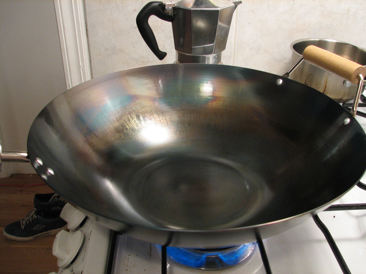 Wok wiktionnaire - Wok 4 cocinas granollers ...