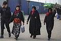 Women on the Arba'een Walk-Mehran city-Iran زنان در پیاده روی اربعین در مرز مهران- عکاسی خبری 31.jpg