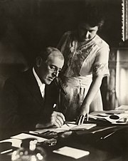 Woodrow and Edith Wilson2