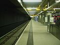 Woolwich Arsenal DLR north platform look east.JPG