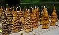 Wosk pszczeli - świece 18.07.2009 p.jpg