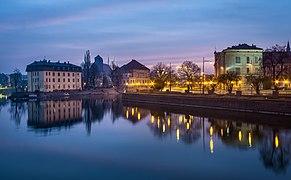 Wroclaw, wyspy we Wroclawiu, Ostrow Tumski.jpg