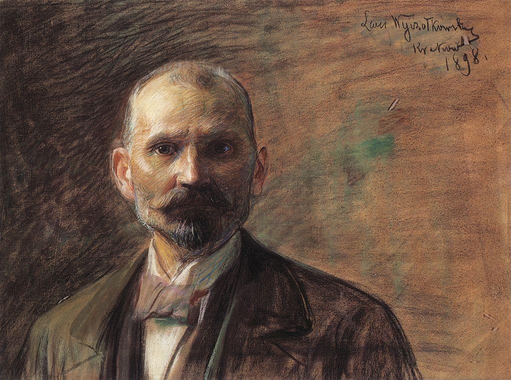 «Автопортрет» (1898)
