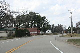 Wyeville, Wisconsin Village in Wisconsin, United States