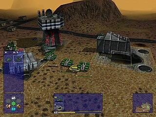 Bos Wars játékmenet videó