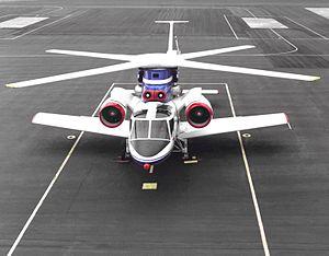 X-Wing EC86-33555-2 NASA