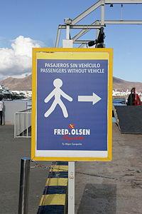 Yaiza Playa Blanca - Calle Salida A Fuerteventura - Port - Fred Olsen 03 ies.jpg