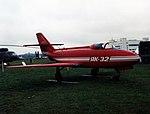 Yakovlev Yak-32 Yakovlev Yak-32 Khodinka Air Force Museum Sep93 2 (17150393041).jpg