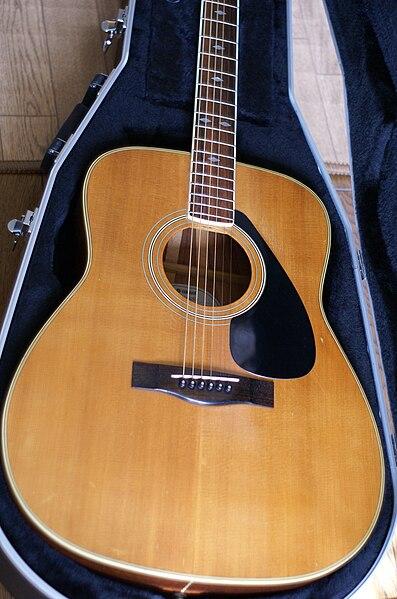File:Yamaha FG-365SII Acoustic Guitar.jpg