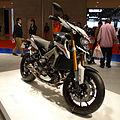 Yamaha MT-09 STREET RALLY at Tokyo Motor Show 2013-1.jpg