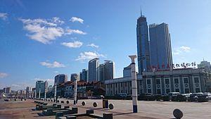 Yantai - Yantai Skyline