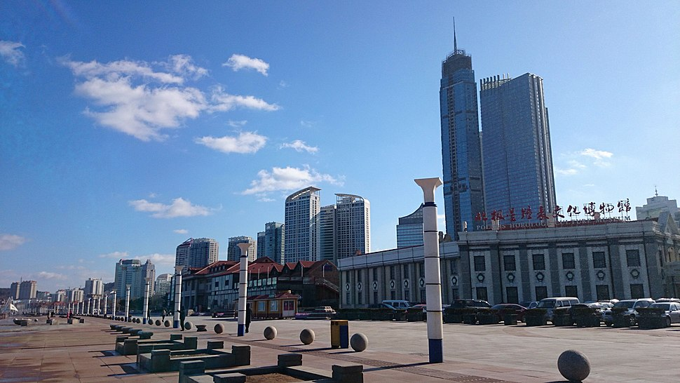 Yantai Skyline
