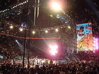 Saitama Super Arena - With an MMA event – Yarennoka! – December 2007