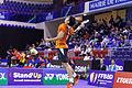Yonex IFB 2013 - Eightfinal - Boonsak Ponsana — K. Srikanth 07.jpg
