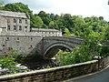 Yore Bridge and Yore Mill, Aysgarth - geograph.org.uk - 1347546.jpg