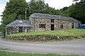 Youth Hostel at Lopwell Dam - geograph.org.uk - 224628.jpg
