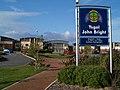 Ysgol John Bright - geograph.org.uk - 581753.jpg