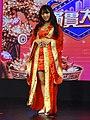 Yua Mikami on Taiwan Pavilion stage, Taipei Game Show 20180127d.jpg