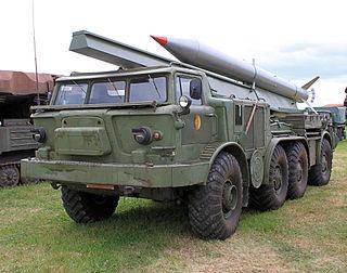 ZIL-135 Motor vehicle