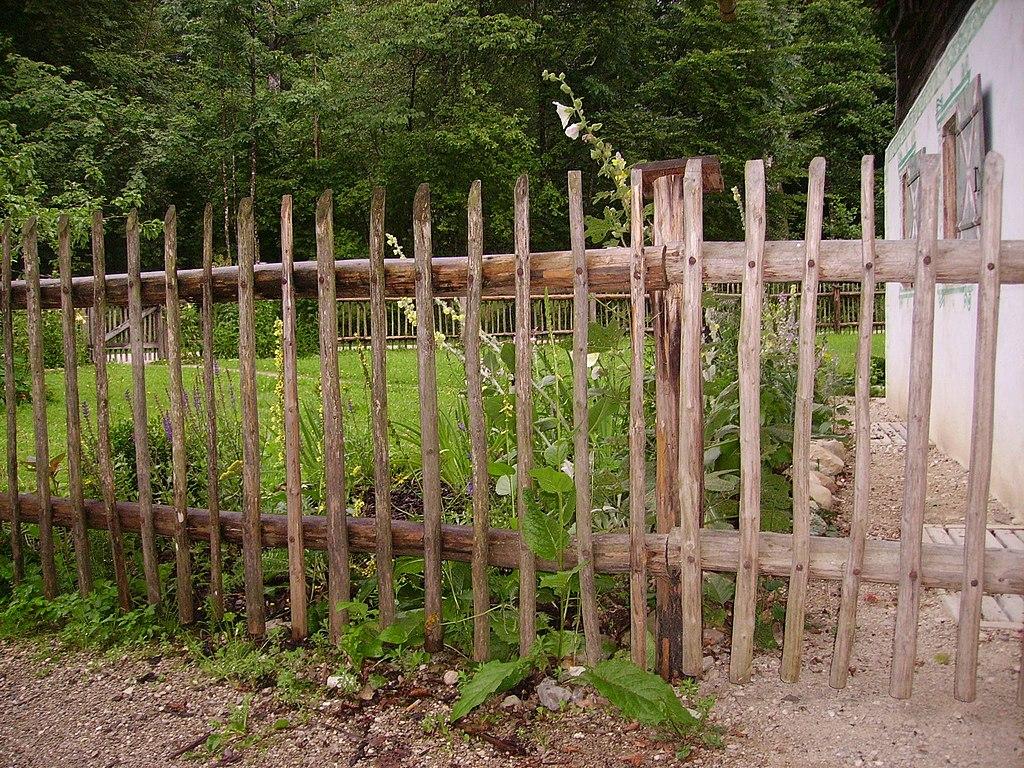 modele de barriere en bois