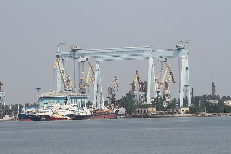 Shipbuilding in Mykolaiv