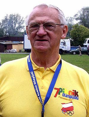 Zbigniew Pietrzykowski - Pietrzykowski in 2007