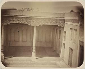 Genizah - A genizah in a synagogue (Samarkand, Uzbekistan, ca. 1865-72)