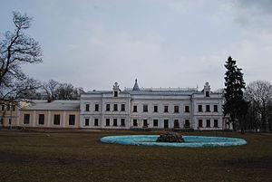 Andrushivka - Tereschenko Palace