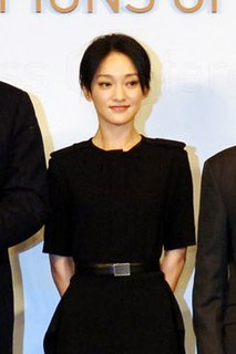 Zhou Xun Chinese actress and singer