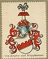 Ziegler våpenskjold fra Wappen-Sammlung (Weller).jpg