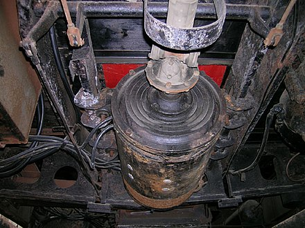 ДК-207А троллейбуса ЗиУ-5