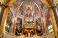 """Coronation of the Blessed Virgin Mary"" (mural) at St. Stanislaus Kostkas, Pittsburgh.jpg"