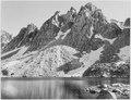 """""""Kearsage Pinnacles, Kings River Canyon (Proposed as a national park),"""" California, 1936., ca. 1936 - NARA - 519921.tif"""