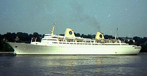 Mv Kungsholm 1965 Wikipedia
