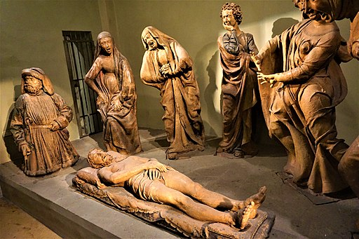 """Lamentation over the Dead Christ"" by Niccolò dell'Arca by Joy of Museums - 2"